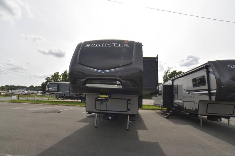 2021 Keystone Sprinter Limited 3190RLS