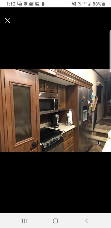 2016 Jayco North Point Luxury 351RSTS