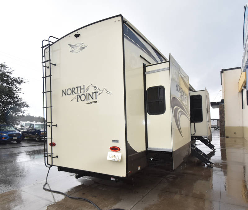 2019 Jayco North Point 381FLWS