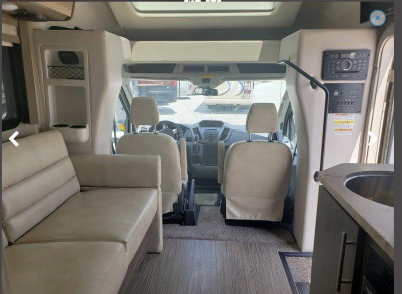 2017 Thor Motor Coach Gemini 23TR